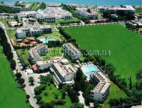Фото Delfinia Resort Hotel