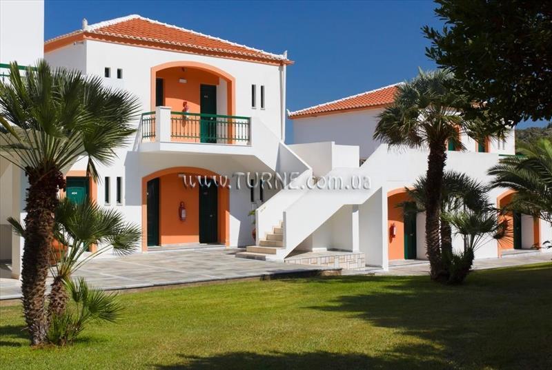 Отель Arion Hotel Samos Греция о. Самос