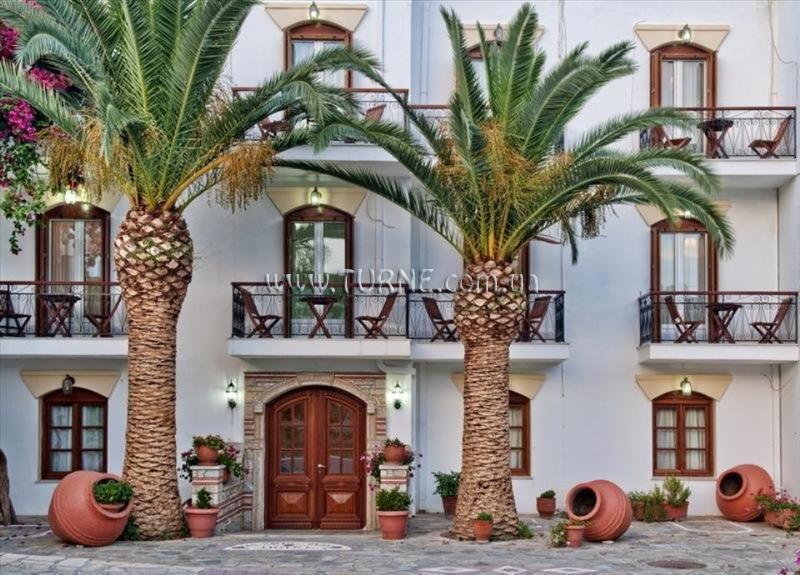 Отель Kerkis Bay Hotel о. Самос