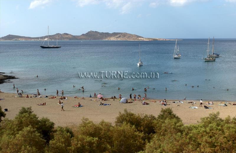 Roussos Beach Hotel Греция о. Санторини