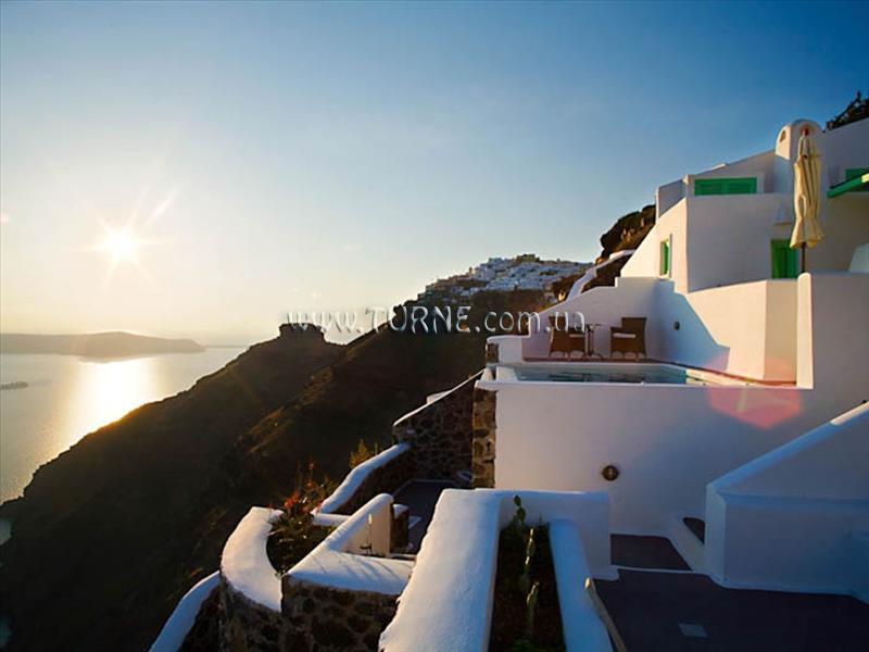 Фото Dreams Luxury Suites Греция