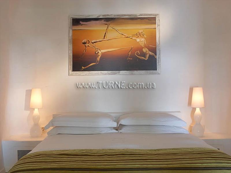 Отель Dreams Luxury Suites о. Санторини