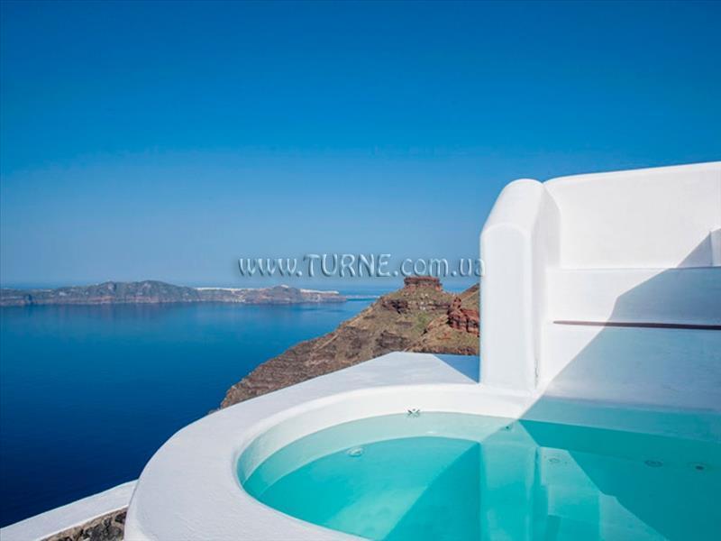 Dreams Luxury Suites о. Санторини
