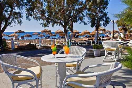 Отель Sea View Hotel Santorini о. Санторини
