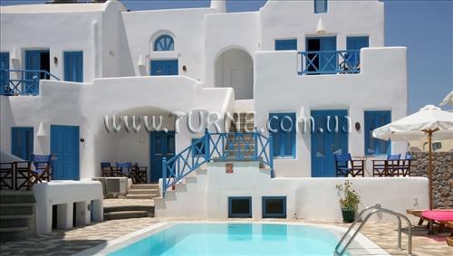 Отель Sea Side Hotel Греция о. Санторини