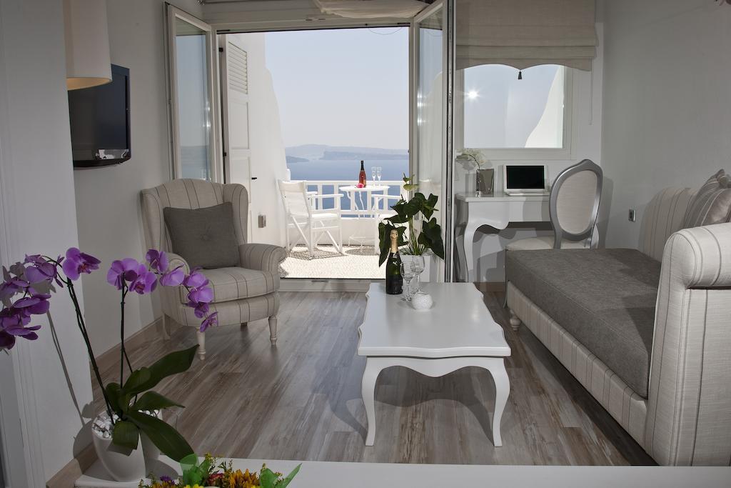 Delfini Villas Греция о. Санторини