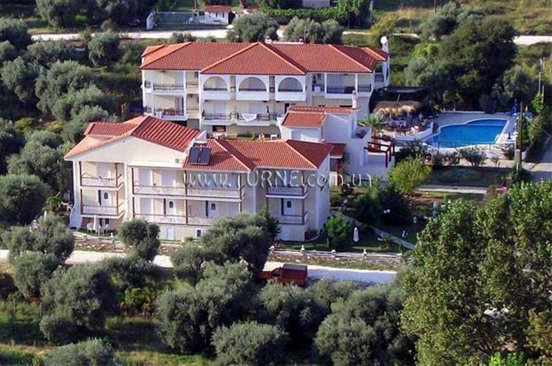 San Georgio Apartments Греция о. Тасос
