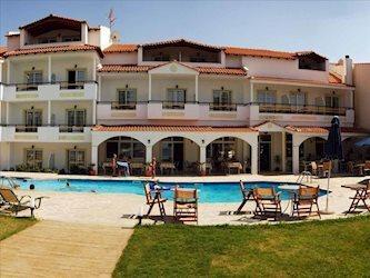 Rachoni Beach Hotel 3*, Греция, о. Тасос