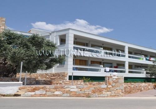 Отель Aeolis Thassos Palace Hotel Греция о. Тасос