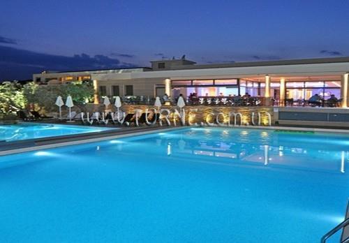 Отель Aeolis Thassos Palace Hotel о. Тасос
