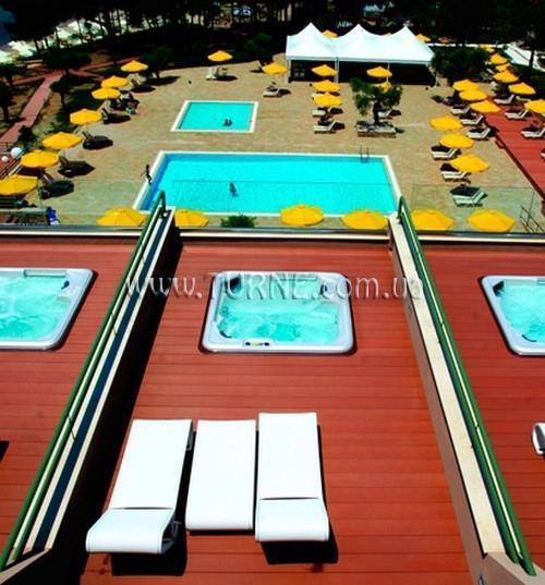 Отель Royal Paradise Beach Resort & Spa о. Тасос