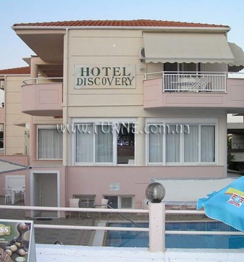Отель Discovery Греция о. Тасос