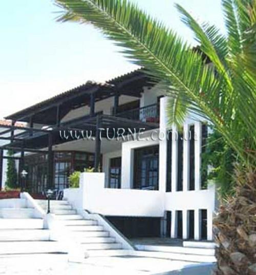 Отель Esperides Sofras Hotel & Bungalows Греция о. Тасос