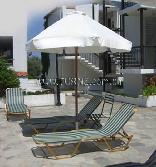 Esperides Sofras Hotel & Bungalows Греция о. Тасос