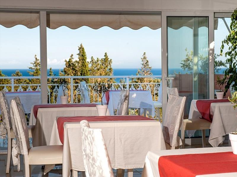 Отель Gerakas Belvedere Hotel & Luxury Suites Греция о. Закинф