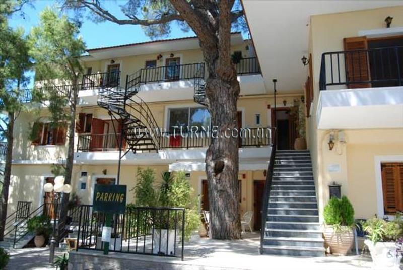 Koukounaria Aparthotel & Villa о. Закинф
