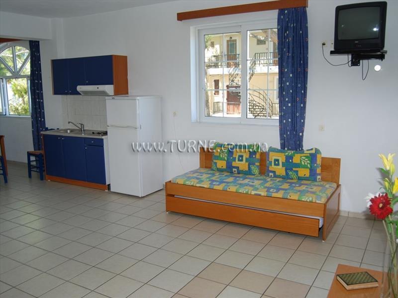 Отель Koukounaria Aparthotel & Villa о. Закинф