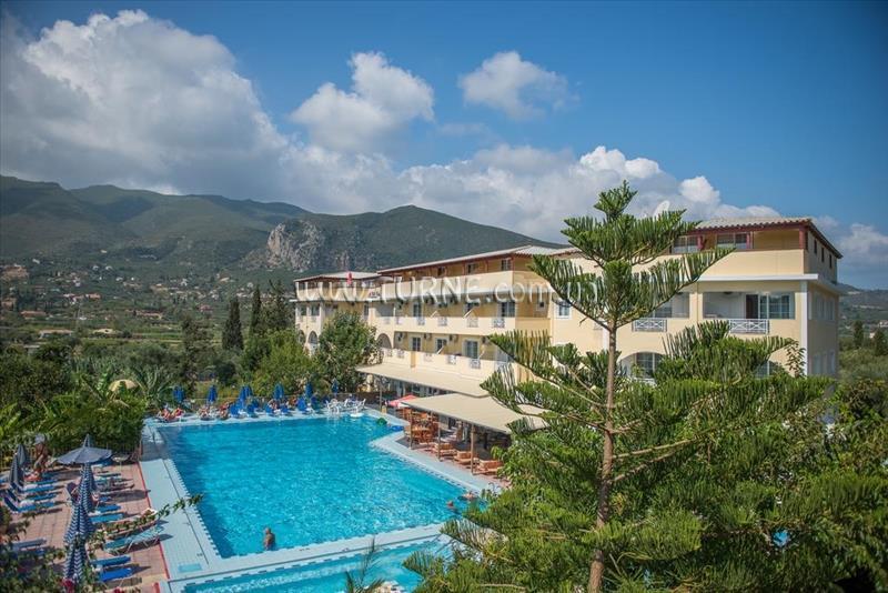 Отель Koukounaria Aparthotel & Villa Греция о. Закинф