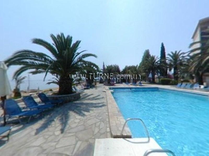 Отель Long Beach Hotel Греция Пелопоннес