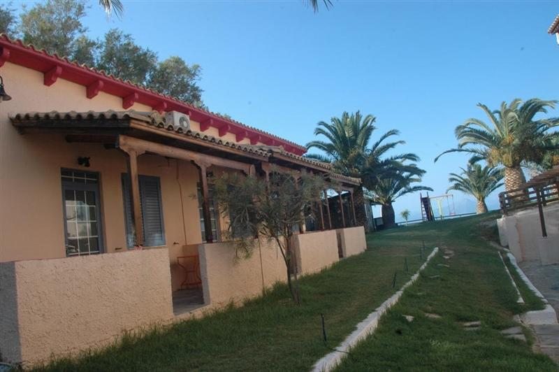Отель Koralli Beach Пелопоннес