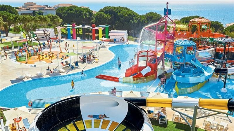Отель Grecotel Olympia Oasis Aqua Park Греция Пелопоннес