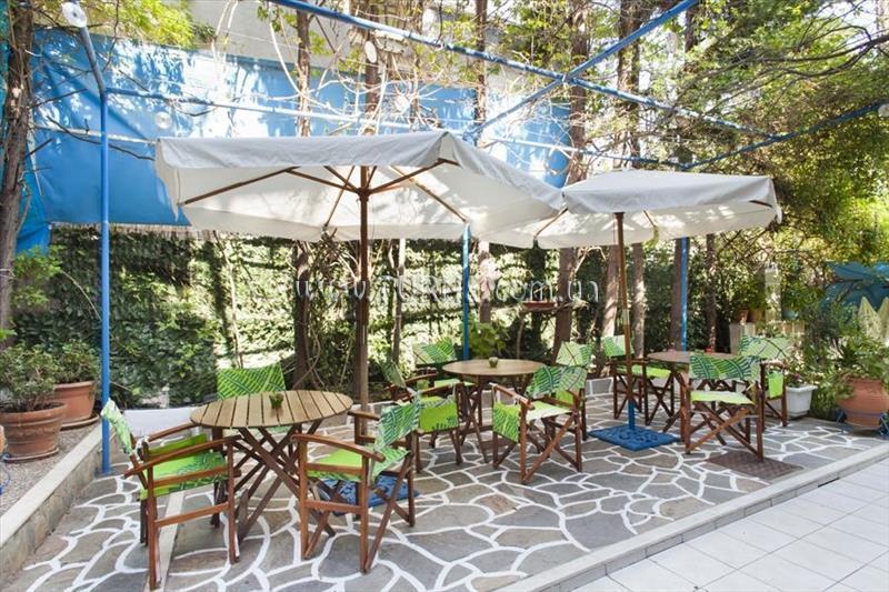 Отель Daphnes Club Hotel Apartments Греция Пелопоннес