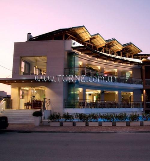 Отель Cosmopolitan Hotel & Spa Греция Пиерия (вкл. Паралия-Катерини)