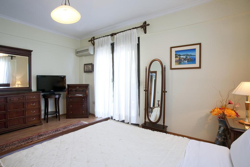 Отель Kymata Hotel Platamonas Пиерия (вкл. Паралия-Катерини)