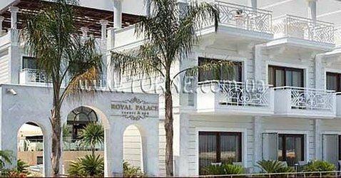 Royal Palace Resort & SPA 3*, Греция, Пиерия