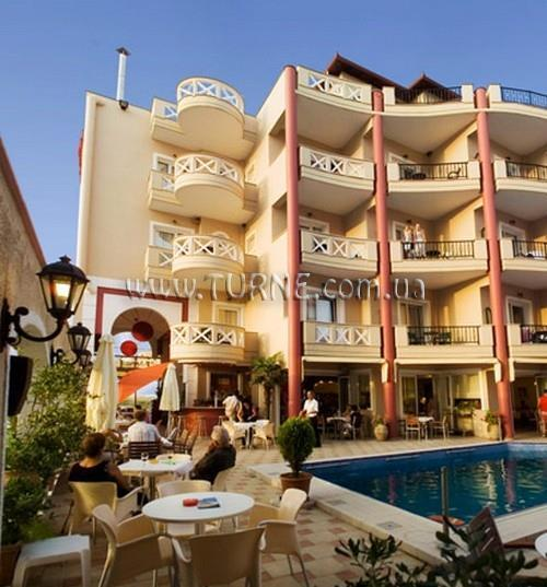 Отель Evilion Stilvi Греция Пиерия