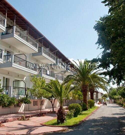 Отель Sun Beach Hotel Греция Пиерия