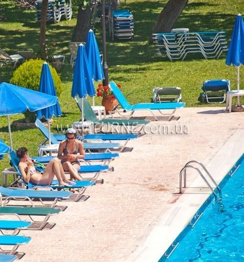 Sun Beach Hotel Греция Пиерия
