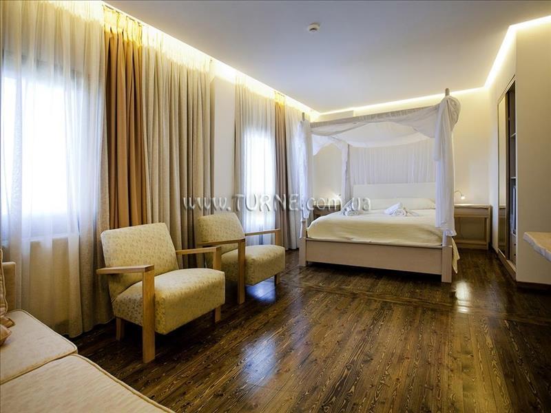 Отель Dohos Hotel Experience Греция Пилио