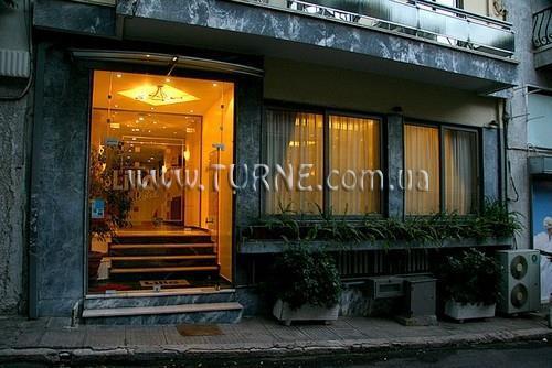 Отель Lilia Hotel Греция Пирей
