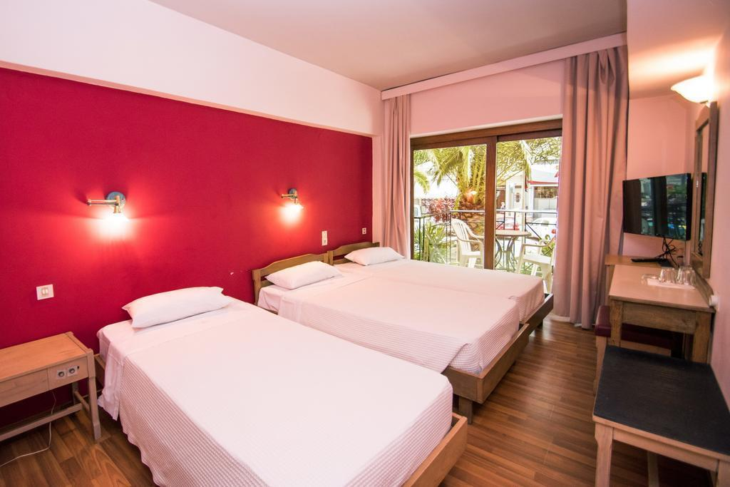 Отель Brascos Hotel Греция Ретимно (о. Крит)