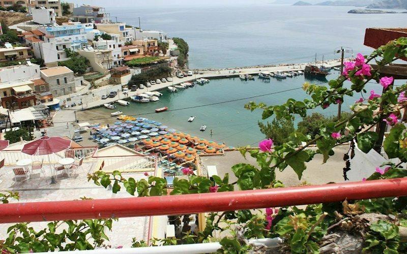 Отель Sarlot Studios Греция Ретимно (о. Крит)