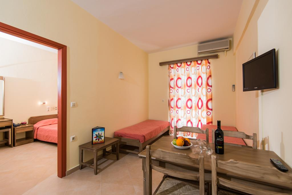 Daisy Hotel Apartments Греция Ретимно (о. Крит)