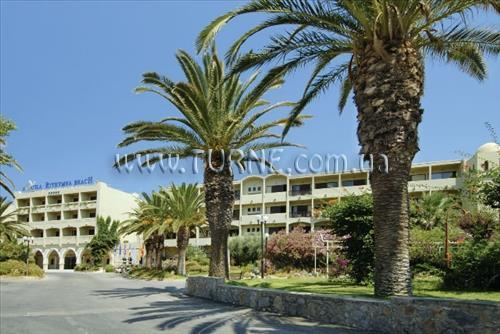 Rithymna Beach (ex. Aquila Hotels & Resorts)