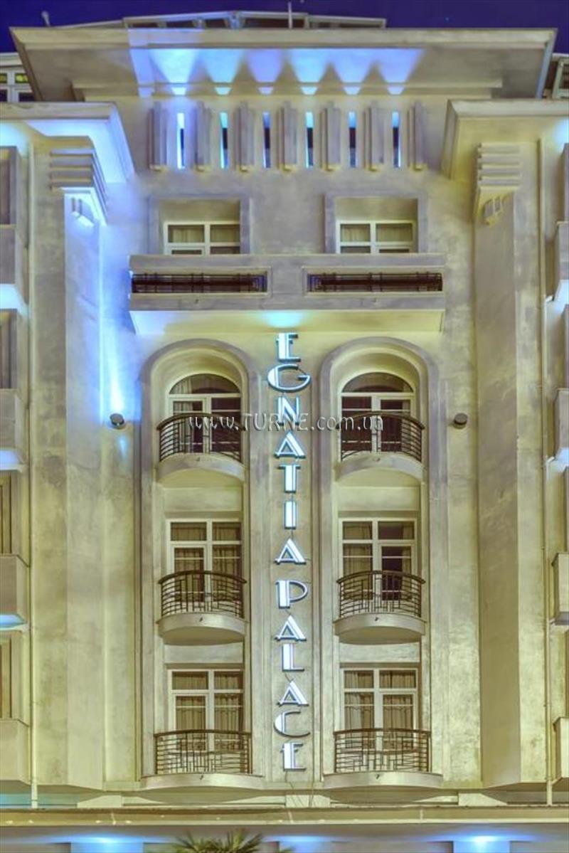 Фото Egnatia Palace Hotel 4*