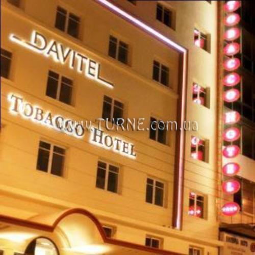 Фото Davitel Tobacco Hotel Греция
