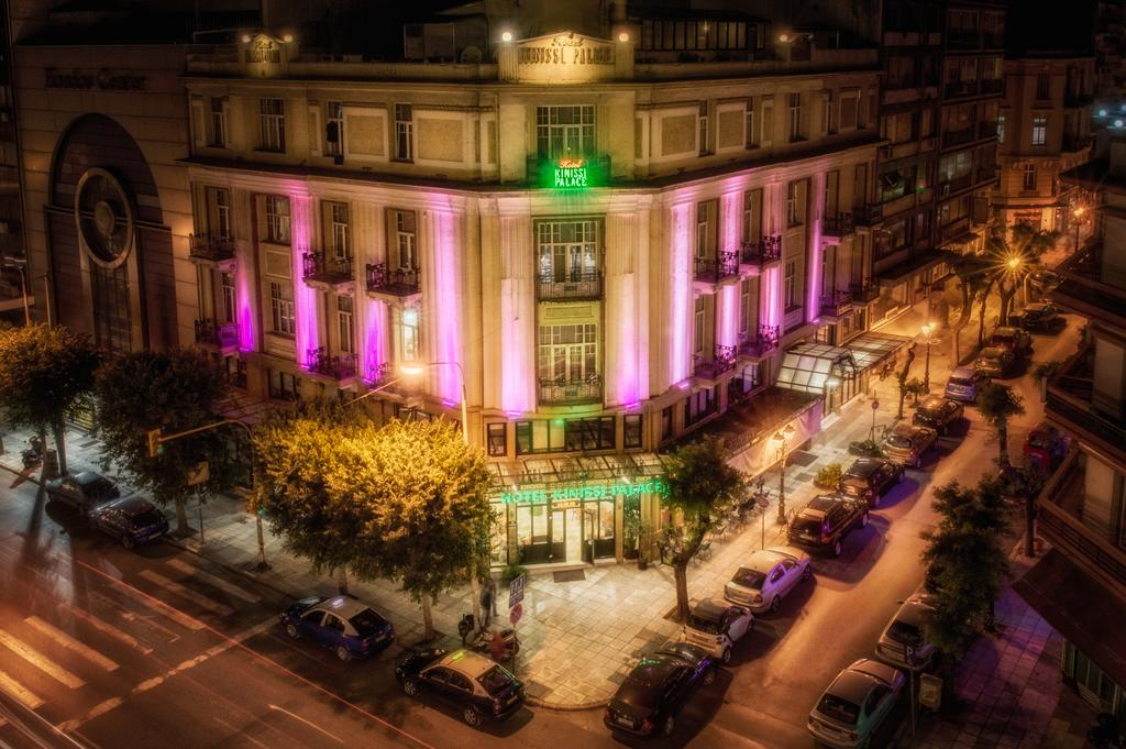 Отель Kinissi Palace Греция Салоники