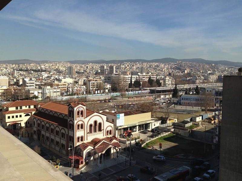 Отель Rotonda Hotel Греция Салоники