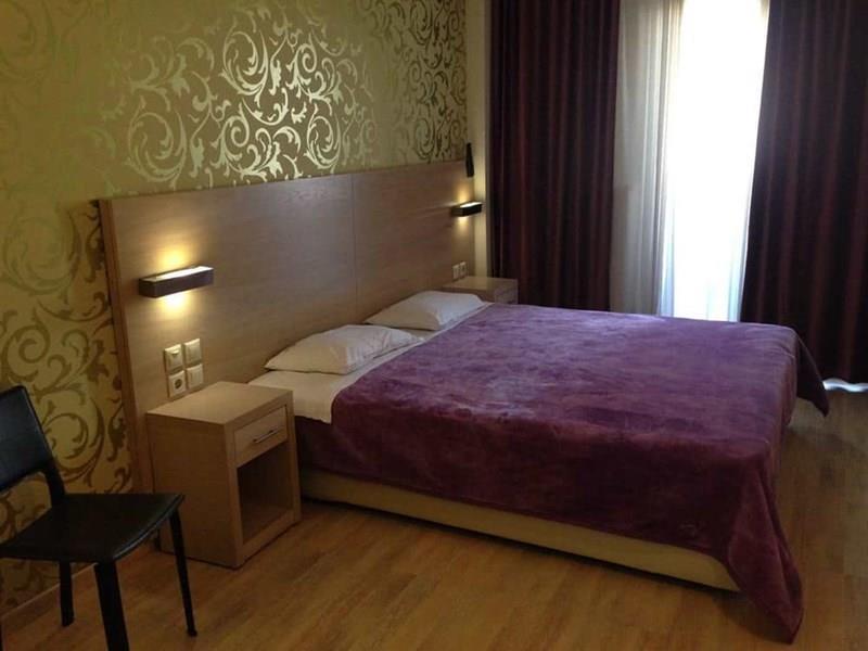 Отель Rotonda Hotel Салоники