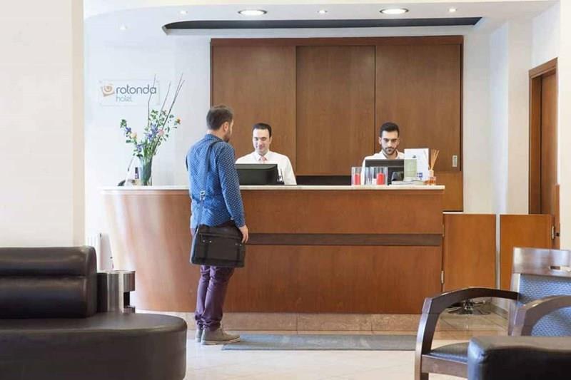 Фото Rotonda Hotel Греция