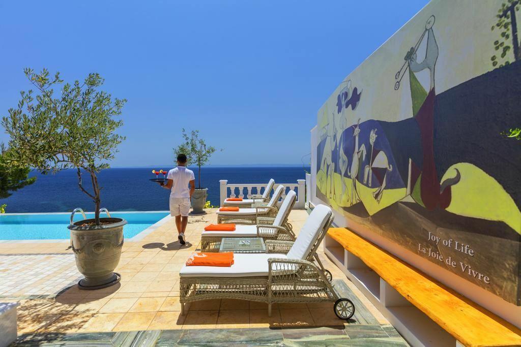 Фото Danai Beach Resort & Villas Ситония (Халкидики)