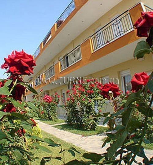 Anna Christina Apartments Ситония (Халкидики)