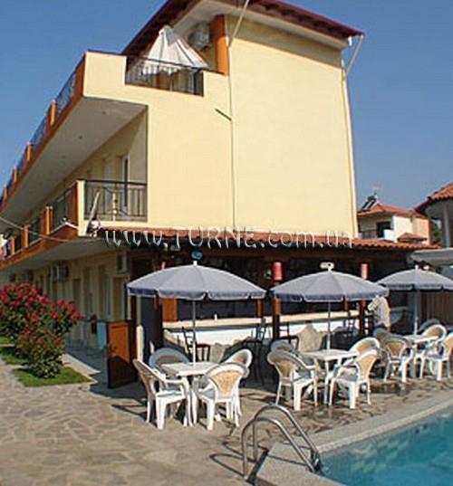 Фото Anna Christina Apartments Греция Ситония (Халкидики)