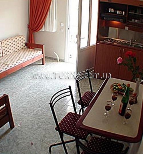 Отель Anna Christina Apartments Греция Ситония (Халкидики)