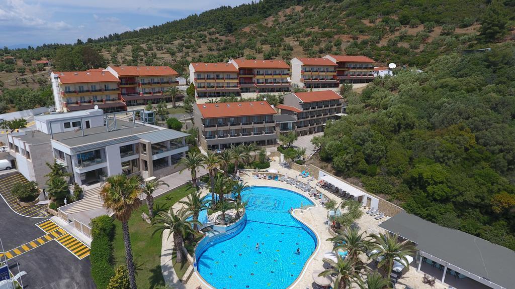 Отель Lagomandra Hotel Ситония (Халкидики)