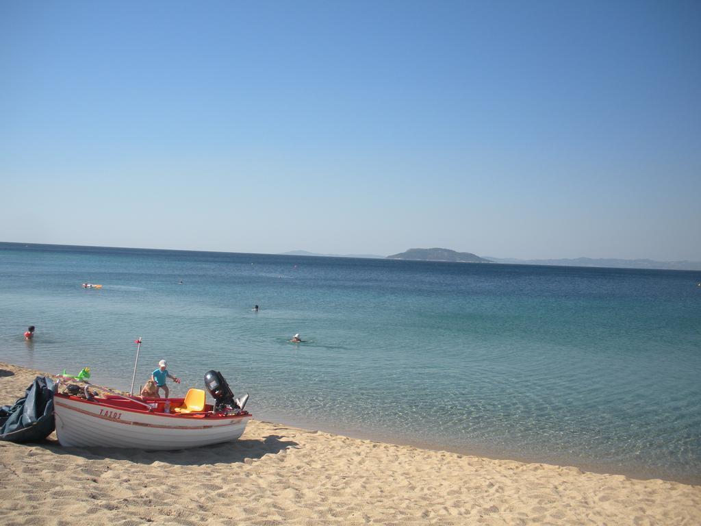 Фото Lagomandra Hotel Греция Ситония (Халкидики)